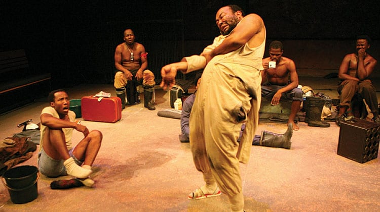 Market Theatre's Egoli Reviewed