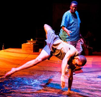 Highlights from the Naledi Theatre Awards 2016