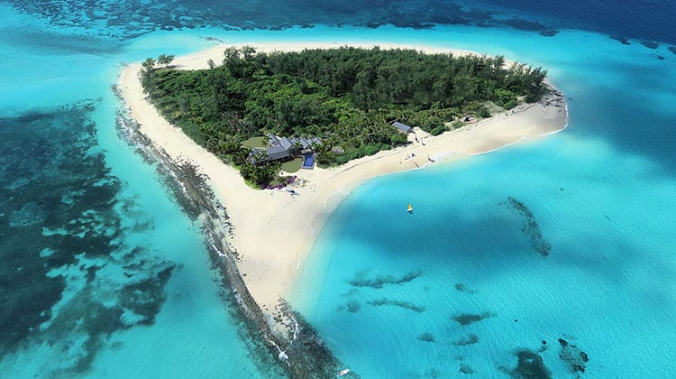 Tropical Thanda Island