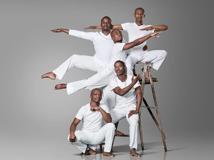 Vuyani Dancers at Joys of Sharing
