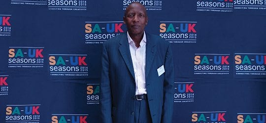 Ambassador Sam Kotane