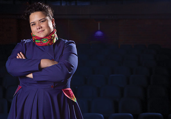Standard Bank Young Artist for Theatre Jade Bowers