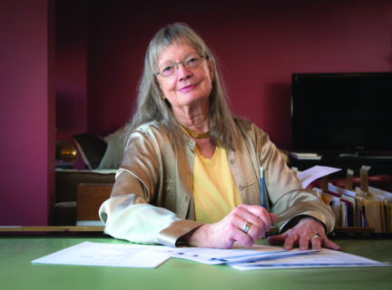 Jennifer Tipton, mentor. New York, US, 2014