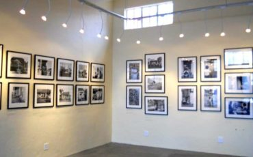 Dr A. B Xuma's Exhibition in Sophiatown