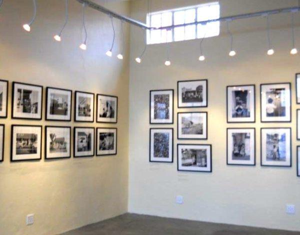 Dr A. B Xuma's Exhibition in Sophiatown