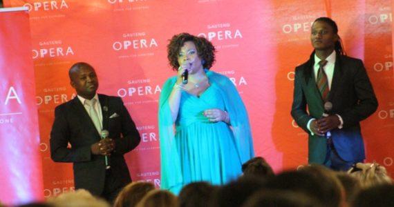 Gauteng Opera Singers