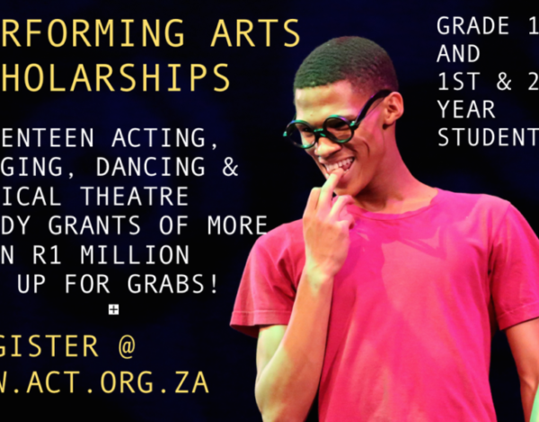 Scholarship's Offered from Performing Arts Students