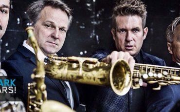 Artvark Jazz Saxophone Quartet.