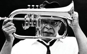Hugh Masekela – A Lucky Man. Photo cred: Brett Rubin