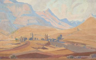 South African Art at Bonhams