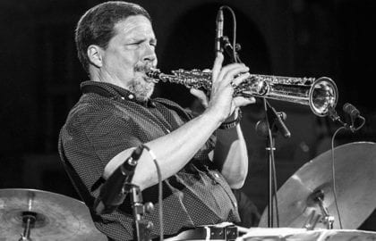 Mike Rossi, SAJE Jazz Conference lineup.