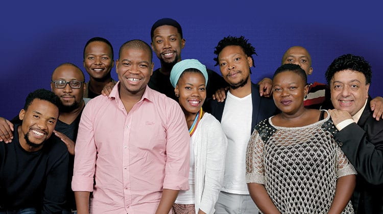 The 2016 Naledi Theatre Awards