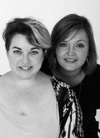 ImpACT Award Winning POPArt co-Founders Orly Shapiro & Hayleigh Evans