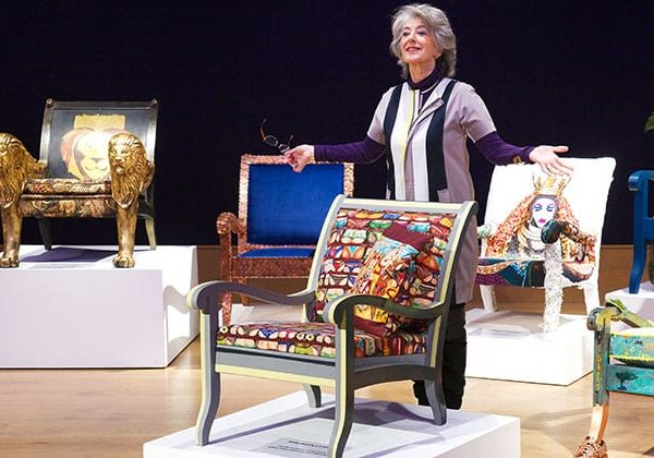 Sitting Pretty: Upholstered Chairs by Stars