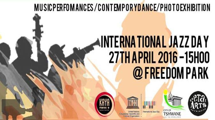 Gauteng Celebrates International Jazz Day