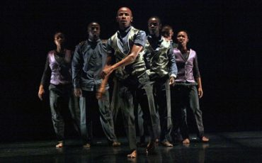 Mentorship Highlighted at Vuyani Dance