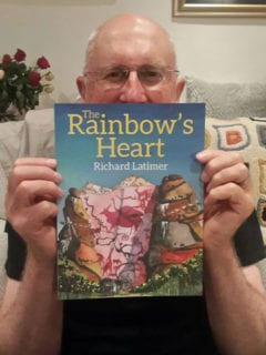 The Rainbow's Heart Book Launch & Exhibition
