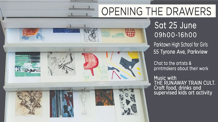 Opening the Drawers with David Krut Projects