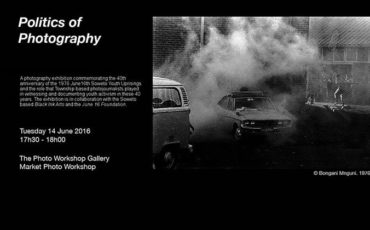Politics of Photography Exhibition