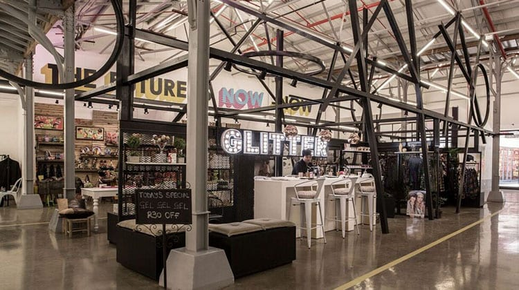 Work Shop New Town a Brand Hub
