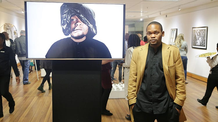 Gerard Sekoto Award Winner Matete Motubatse