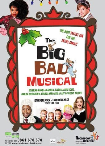 The Big Bad Musical at Roodepoort Theatre