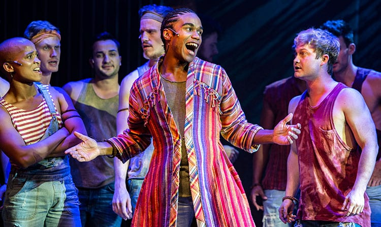 Joseph and the Amazing Technicolour Dreamcoat Returns