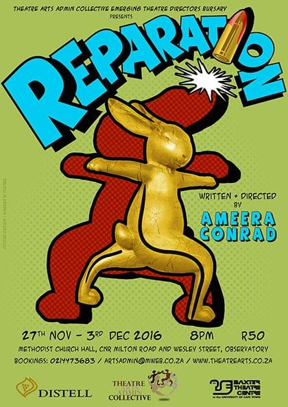 Ameera Conrad Presents Reparation