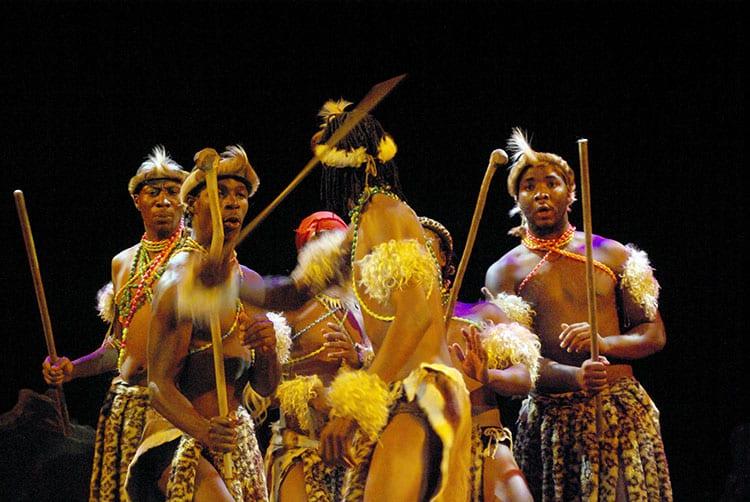 Umshado at SA State Theatre