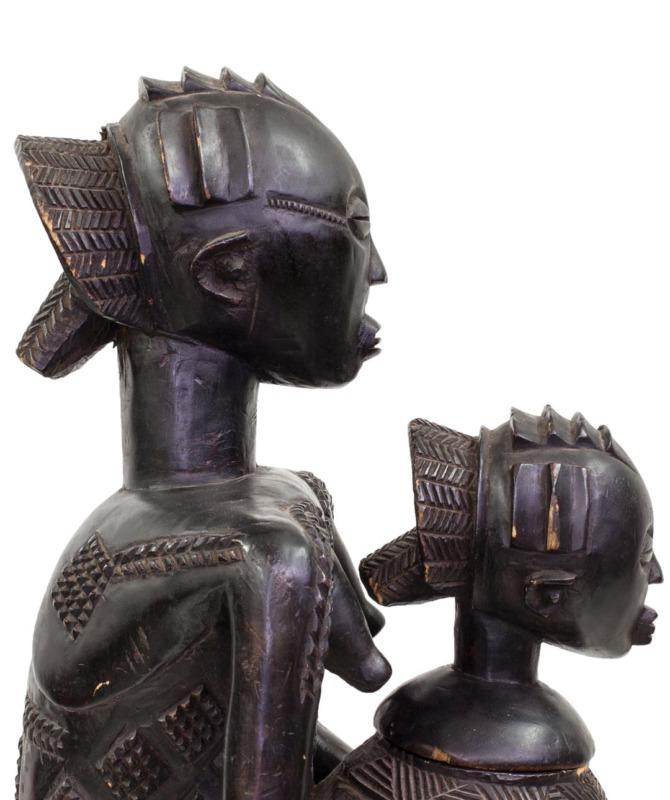 Mboko (bowl bearing figure)