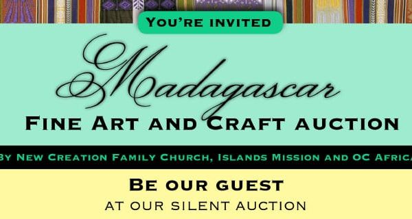 Mission to Madagascar