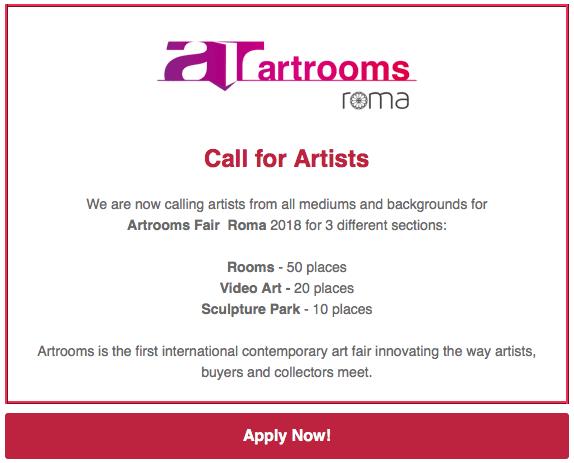 Artrooms Fair Rome