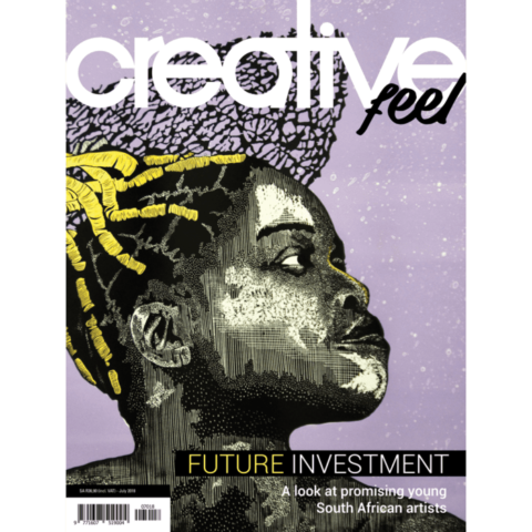 July 2018, Creative Feel, magazine, art, art magazine, creatibity, culture, arts and culture, theater, visual arts,