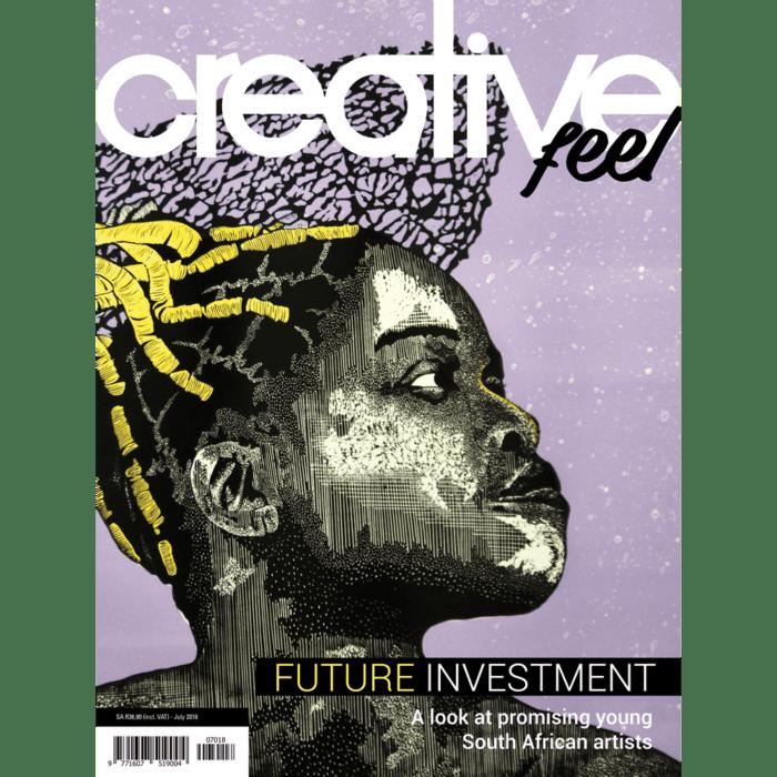 July 2018, Creative Feel, magazine, art, art magazine, creatibity, culture, arts and culture, theater, visual arts,