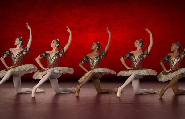 Fire and Ice Joburg Ballet