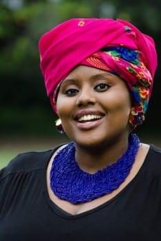 Thulile Zama