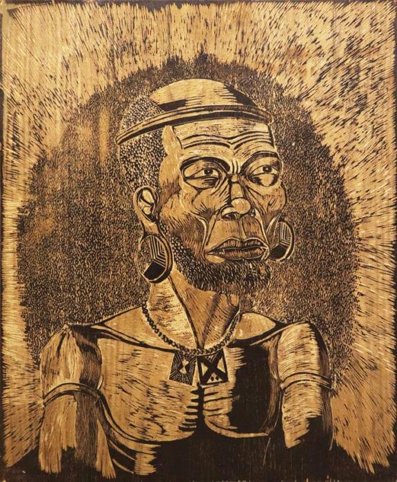 Artist Proof Studio Monty Mahobe