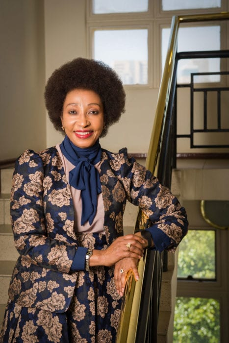 NAC Rosemary Mangope National Arts Council