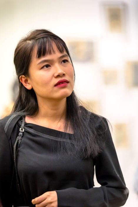 Thao-Nguyen Phan Joan Jonas rolex