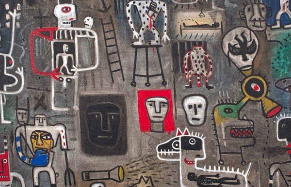 Strauss Art Hub Keyes Art Mile