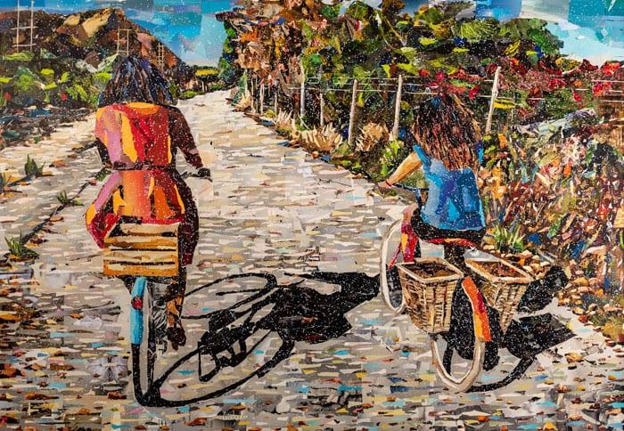 John Vusi Mfupi Candice Berman Contemporary