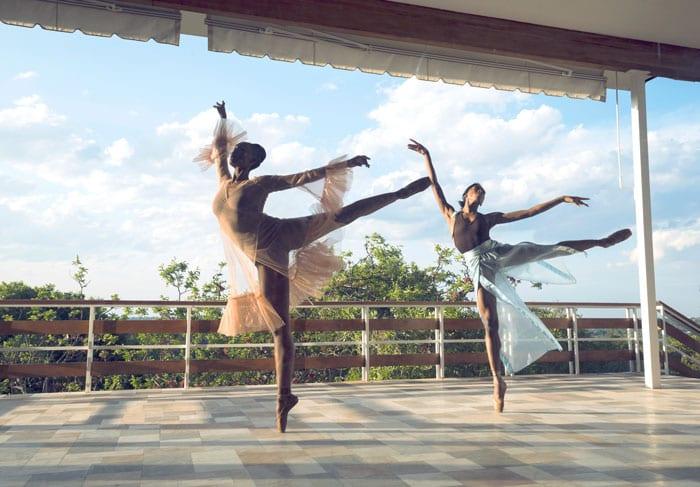 Breaking Ballet Joburg Ballet