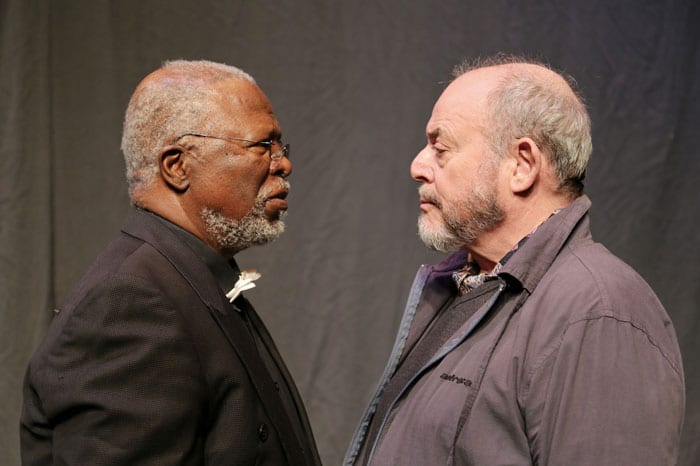 CONGO The Trial of King Leopold II, Market Theatre, John Kani, Robert Whitehead, Lesedi Job