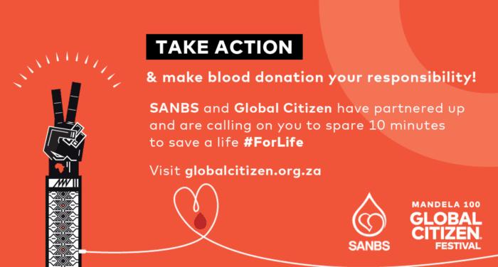 SANBS Global Citizen