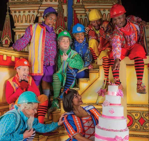 Joburg Theatre Pantomime Snow White