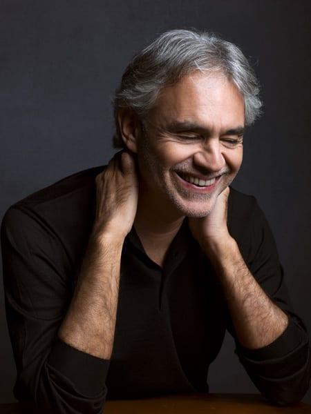 Si Andrea Bocelli