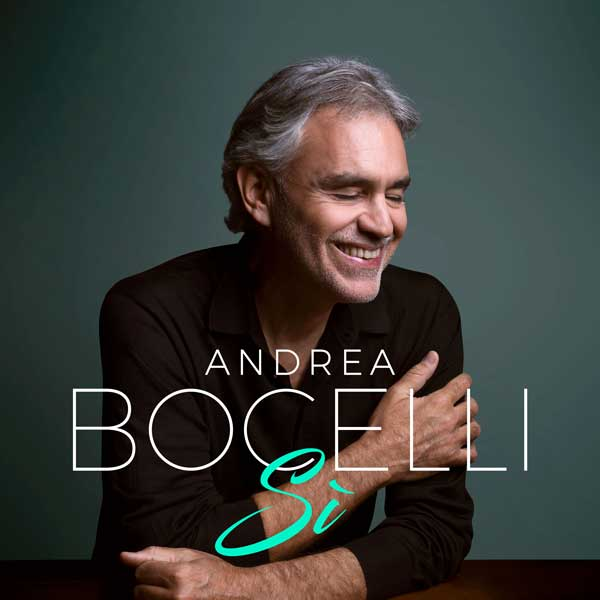 Andrea Bocelli music