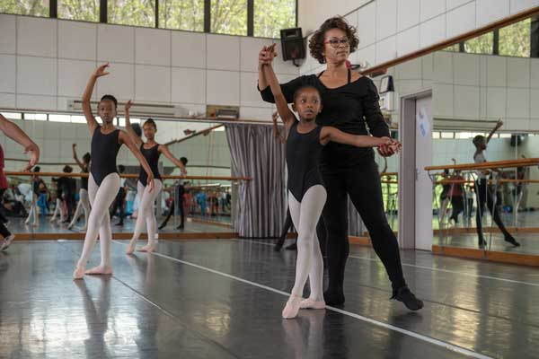 Joburg Ballet Satellite School