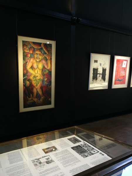 Keyes Art Mile FUBA