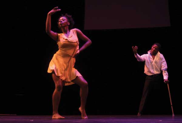 politics dance collaboration